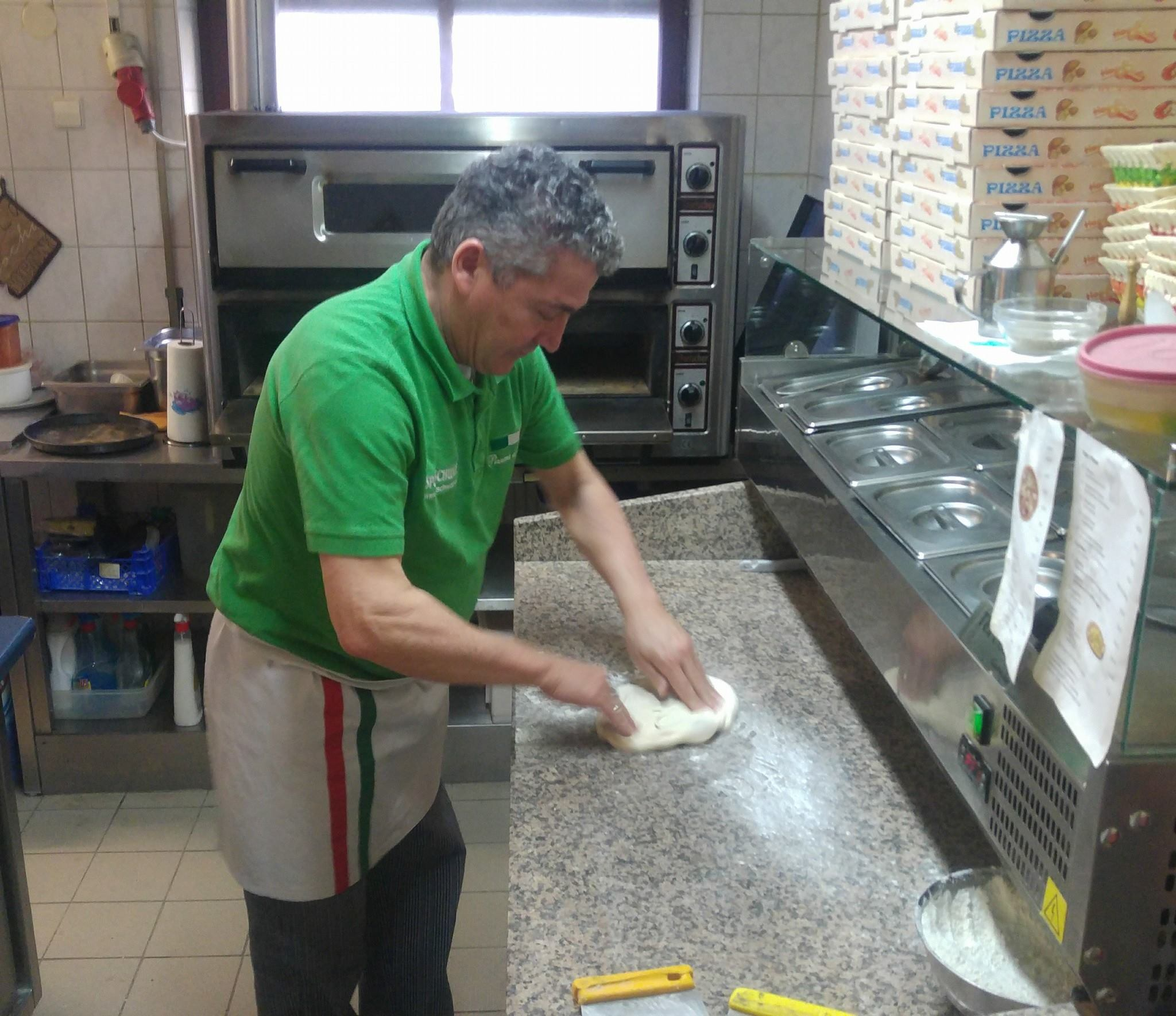 Pizzeria da Michele -  Chef