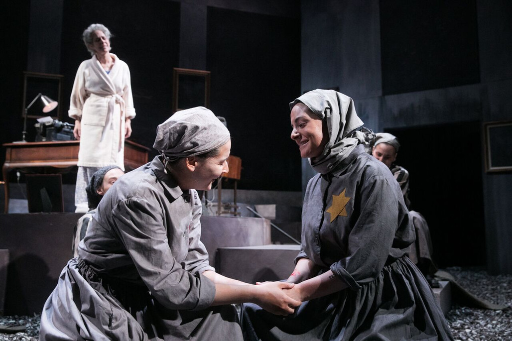 Edka OUT OF DARKNESS, TWO REMAIN THE ATL OPERA