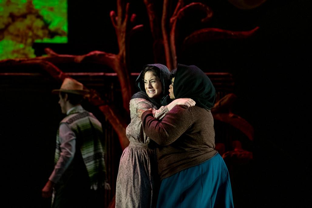 Dimas' Mother FRIDA THE ATL OPERA