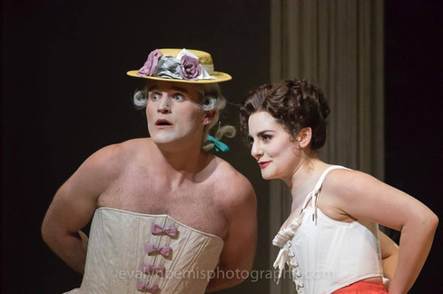 Paquette in Candide