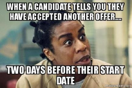 Image result for recruiting sales meme