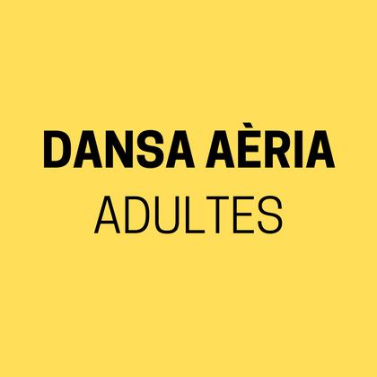 DANSA AÈRIA ADULTES