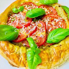 Tomato & Pesto Tarts