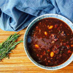 Italian Oxtail Soup