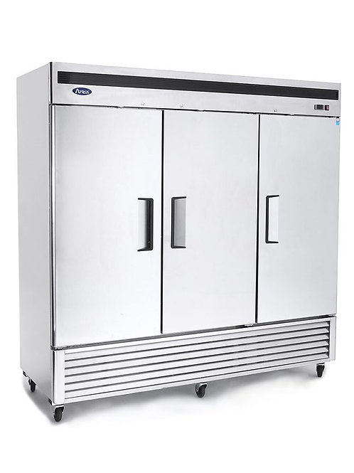 Atosa MBF8508  (3) Three Door Refrigerator