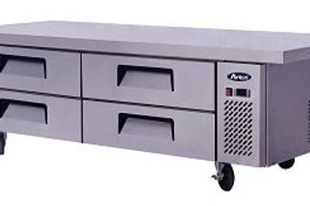 Atosa MGF8454-4 Drawer Refrigerated Chef Base 76""