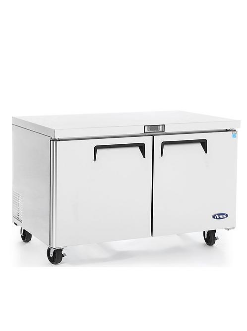 "Atosa MGF8403 60"" Undercounter Refrigerator"