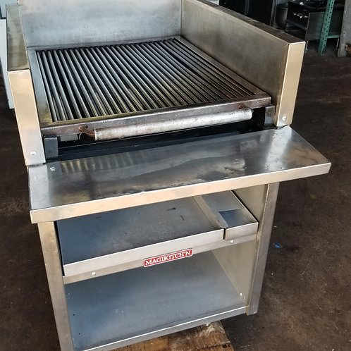 Magikitche'n radiant grill 24''