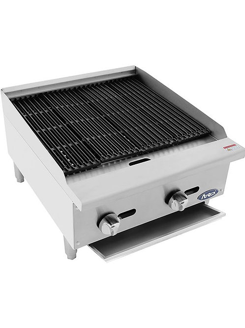 Atosa ATCB-24 HD 24″ Char-Rock Broiler