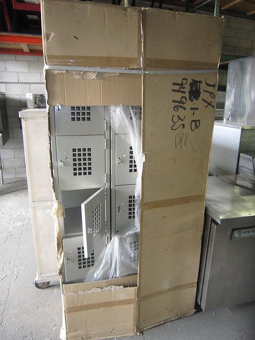 Locker-6, 12, 18 Doors (Health Dept. Requirement)