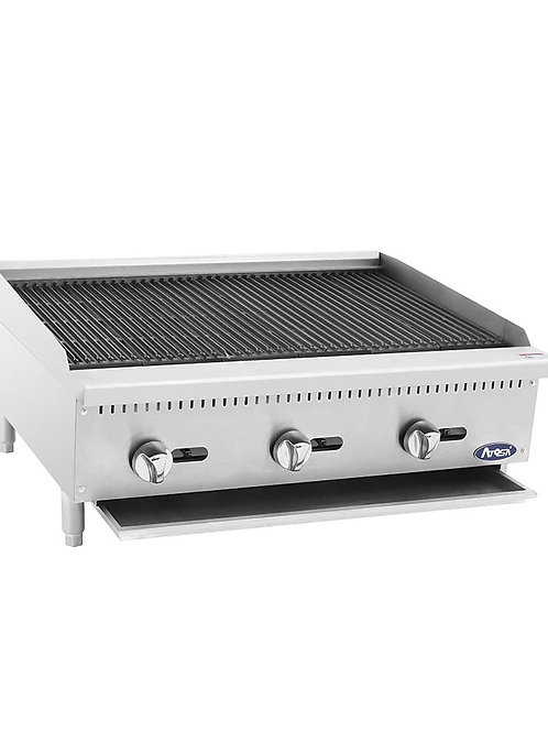 Atosa ATCB-36 HD 36″ Char-Rock Broiler