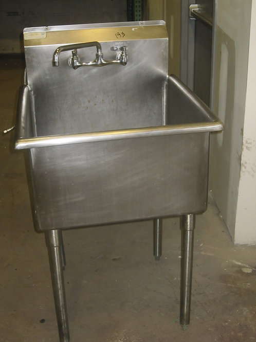 Stainless Steel Sink 27""