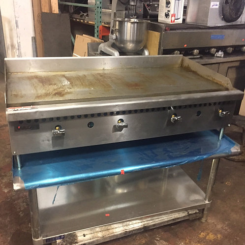 "Vulcan Gas Griddle 48"" New - 2 in stock"