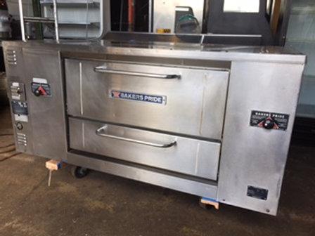"""BakersPride4PiePizzaOven Model D125 65""""-4 in stock"""