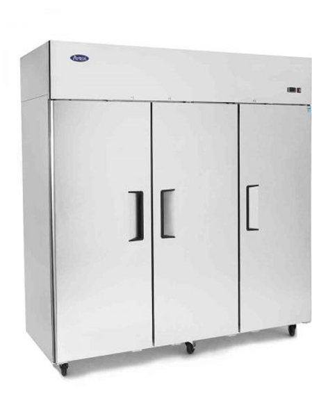 Atosa MBF8006 Top Mount(3)Three Door Refrigerator