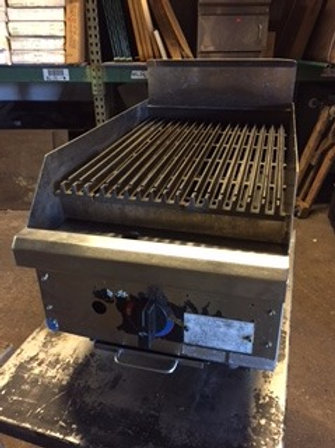 """Star Charcoal Grill 15"""""""