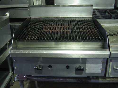 Star Charcoal Grill 24''