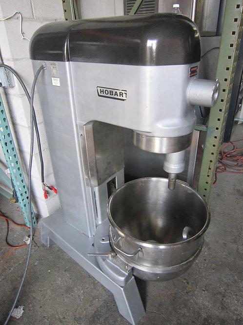Hobart 80 & 60 Quart Mixers-3 in stock