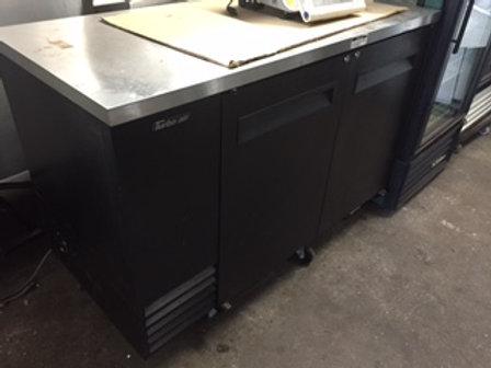 "Turbo Air Back Bar Cooler 59"""