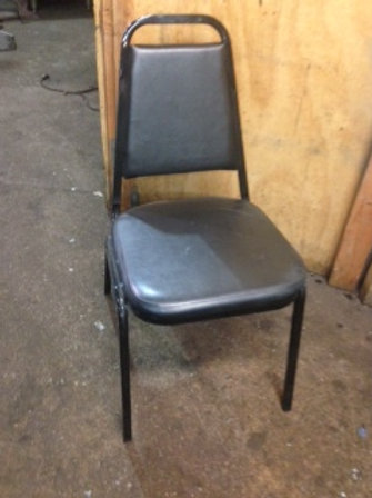 Black Chair - 18 in stock