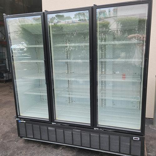 Hussmann Freezer 3 Glass doors 78''