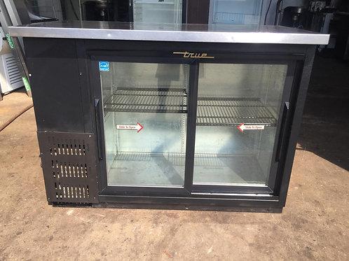 """True Back Bar Refrigerator 49"""""""