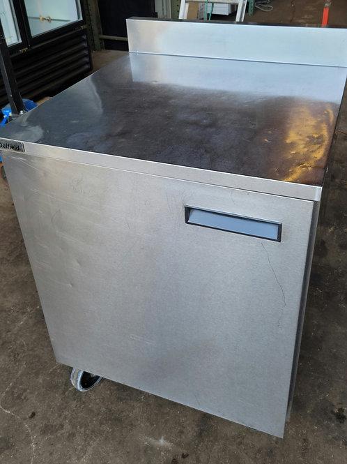 Delfield Low Boy Refrigerator 27''