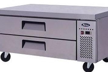"Atosa MGF8451-2 Drawer Refrigerated Chef Base 52"""