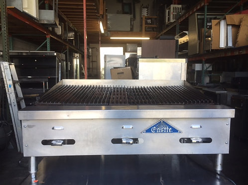 White Castle Charcoal Grill 36""
