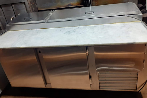 Universal Coolers Pizza Table 72''