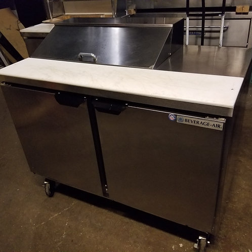 Beverage Air Sandwich Prep Cooler 48''
