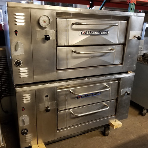 Bakers Pride Model:153,53''x33'', Deck 24''x36''
