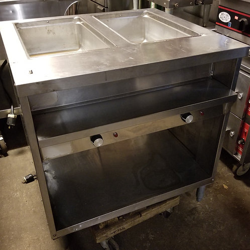 Randell Electric Steam Table 33''  120 Volt
