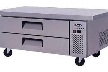 "Atosa MGF8452-2 Drawer Refrigerated Chef Base 60"""
