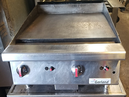 Garland Gas Griddle 1'' thick Plate 24''x 24''
