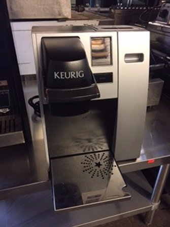 Keurig Coffee Machine 11""