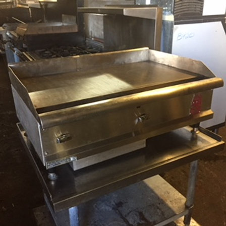 Wolf Gas Griddle 36''