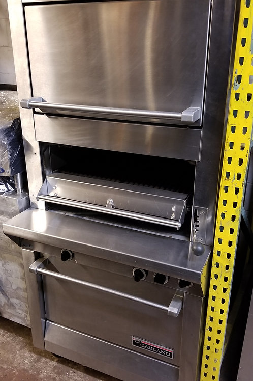 Garland Broiler Ceramic with Oven 34''