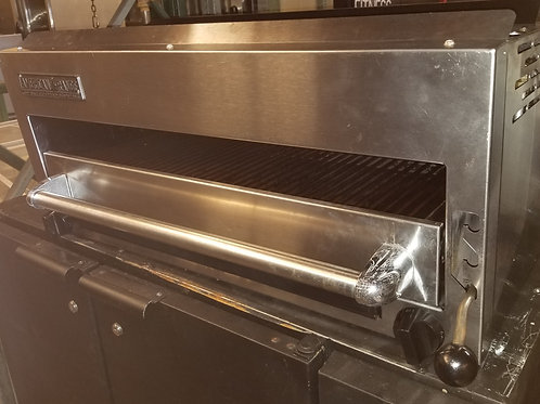 American Range Salamanter 36'' (new burners)