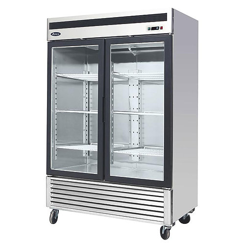 Atosa MCF8703 (2) Two Glass Door Freezer