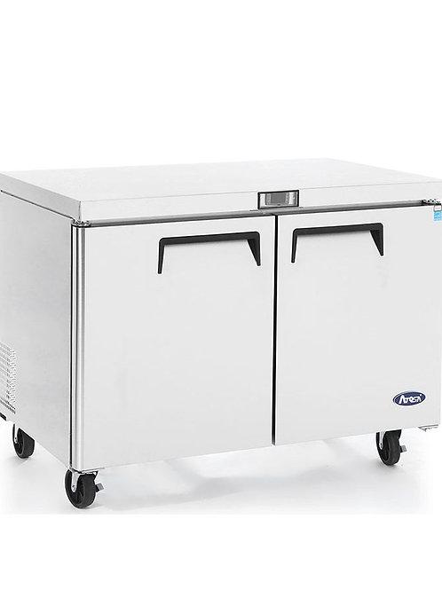 "Atosa MGF8402 48"" Undercounter Refrigerator"