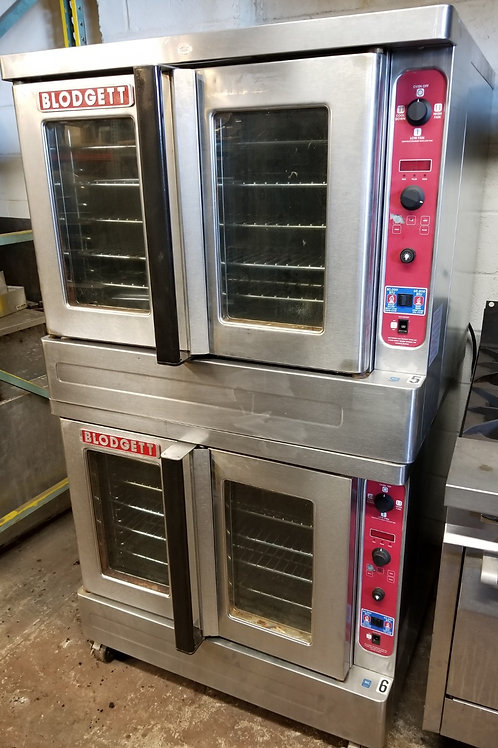 """Blodgett DFG 100 Double Stack Convection Oven 38"""""""