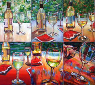 Artist's Happy Hour