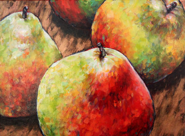 Plump Pears
