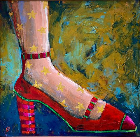 Sir Elton's Shoe