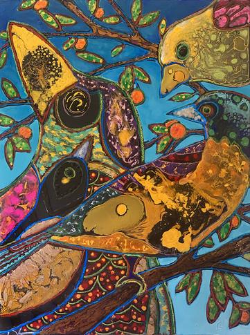 Birds Just Wanna Have Fun