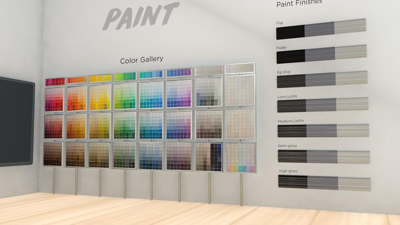 2: Paint Area