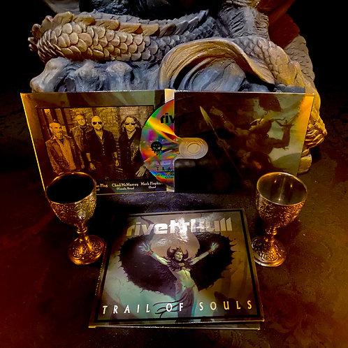 RivetSkull-Trail of Souls CD