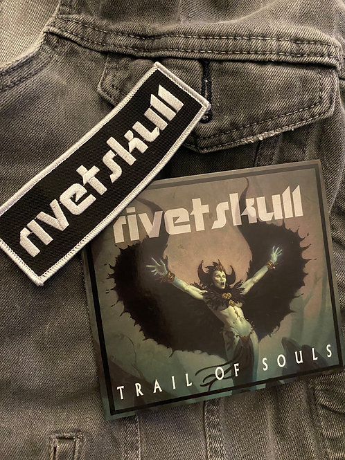 Limited Offer - RivetSkull-Trail of Souls CD & Free RivetSkull Patch