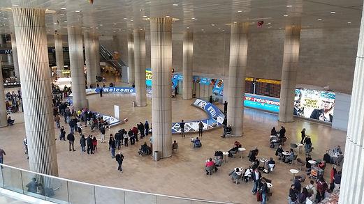 מונית משדה התעופה לתל אביב במחיר זול ואיסוף מטרמינל 3